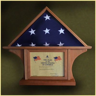 8 best Flag certificate display case images on Pinterest | Cabinets ...