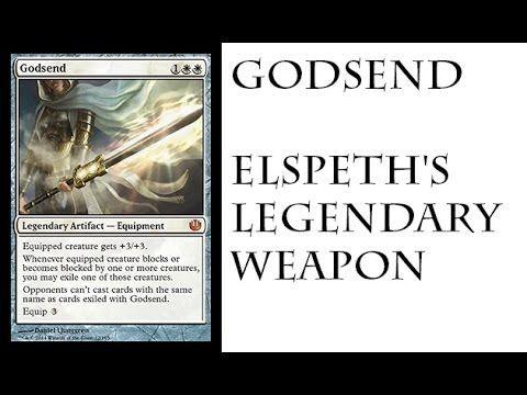 Godsend, Mythic Legendary Equipment, Journey into Nyx Spoilers (+playlist)