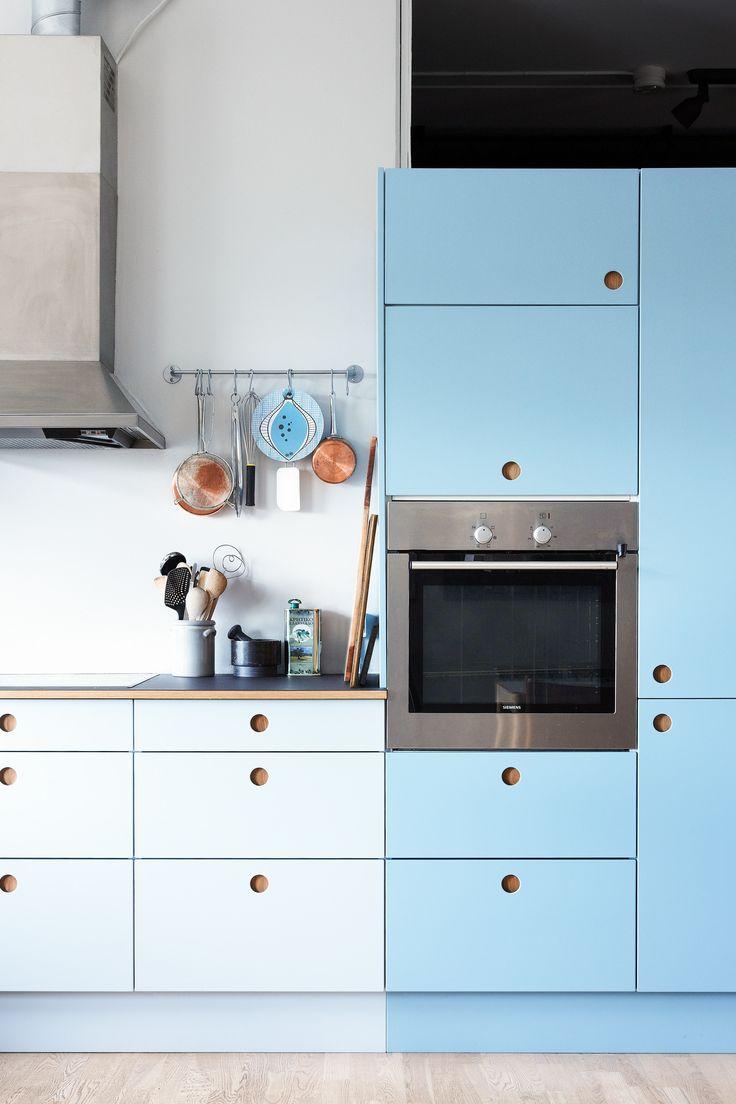 Fresh Home Story u Julie Rosendahl kombiniert den typisch nordischen Stil mit ausgew hlten Akzenten