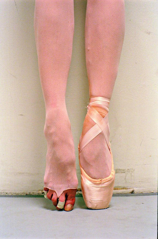 Absolutely agree footjob in ballet slippers the