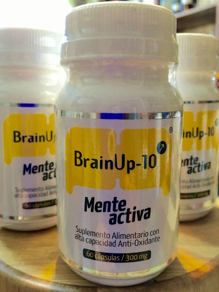 Revolucionario tratamiento para problemas de memoria, Alzheimer, Parkinson, bajo rendimiento mental, etc.  A base de una resina mineral, 100% natural, Brain Up ayuda en toda clase de afecciones necrológicas. Ve sus propiedades en http://www.bazarnatural.cl/C-psulas-Naturales.html Valor $15.000 frasco 60 cáps.