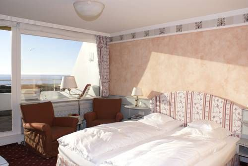 Hotel Wiking Sylt (****)  SILDA BASELEOUS has just reviewed the hotel Hotel Wiking Sylt in Westerland - Germany #Hotel #Westerland