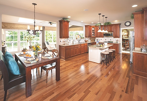 Toll Brothers Hopewell Lexington The Executives At