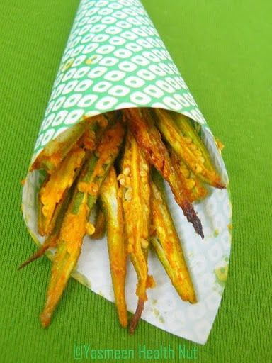 I like the name ladies fingers better than okra.It rightly describes the delicate yet enduring feminine nature that's so eminent in the won...