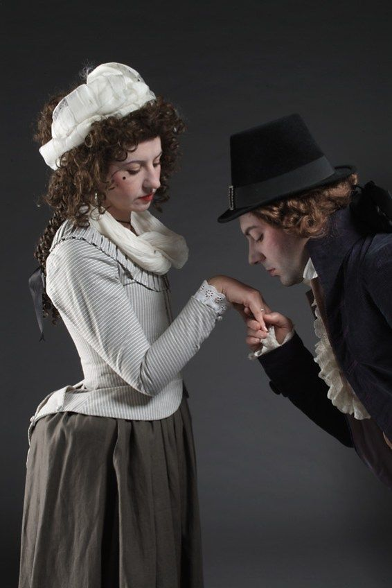 Liaisons dangereuses 21 Janvier Au Palais Royal Les citoyens La partie de cartes Le duel