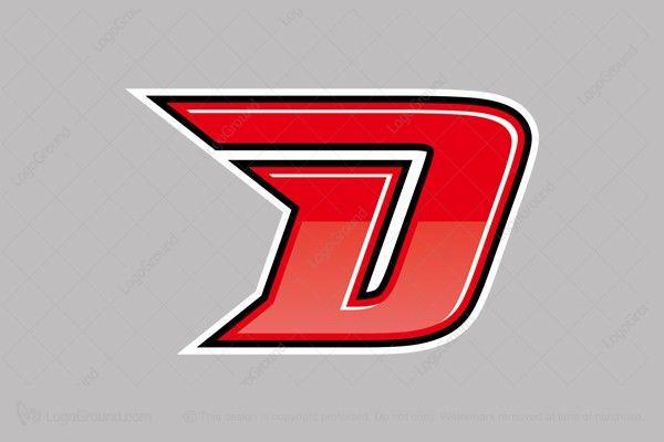 Letter D Logo Logos Lettering Letter D