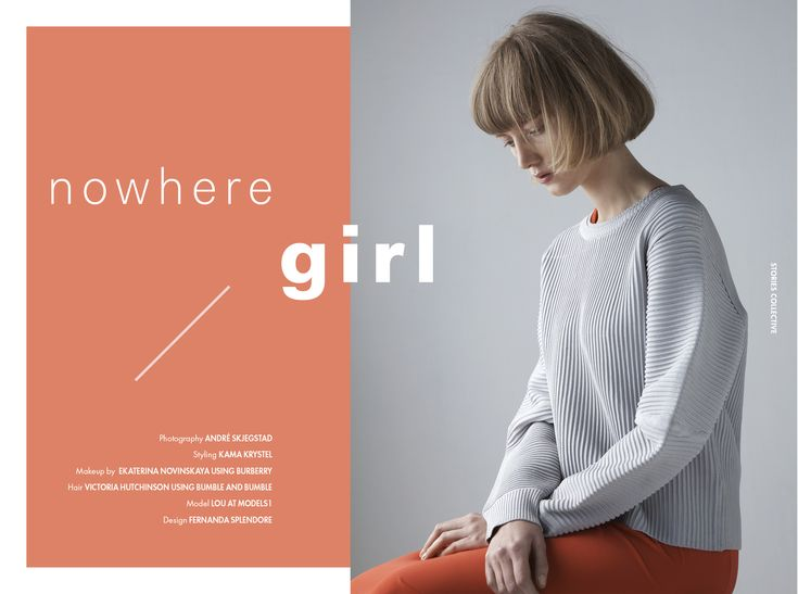 Stories Collective / Nowhere Girl