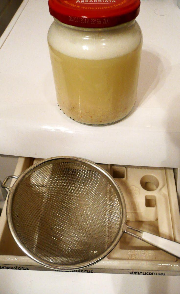 Leben ohne Plastik Testbericht Wäsche waschen mit Kastanien