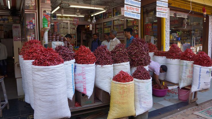 Spice market Lalbaug