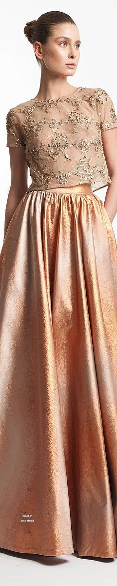 Rani Zakhem Couture Spring-summer