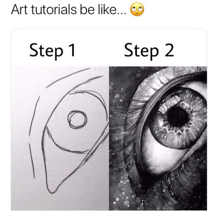 """2,842 mentions J'aime, 134 commentaires - Sharing Inspiration Worldwide. (@snaptweet) sur Instagram : """"Lmao I asked my friend for a eye tutorial drawing and then she sends me this back Sent in by…"""""""