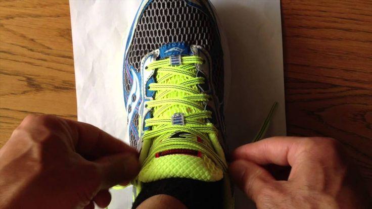 Imparare ad allacciare correttamente le #scarpedarunning è importante per non avere problemi durante la #corsa. Io consiglio questo sistema #PersonalTrainerBologna #podismo #runner