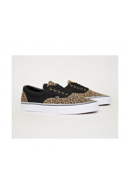 Zapatillas Vans Leopardo - Doble AA at the Mercado Fuencarral