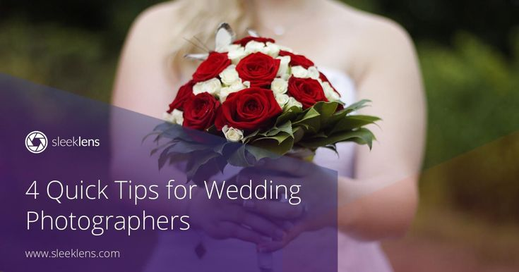 Wedding Photography: 4 Quick Tips For Wedding Photographers #photography #weddingphotography https://sleeklens.com/4-quick-tips-wedding-photography/