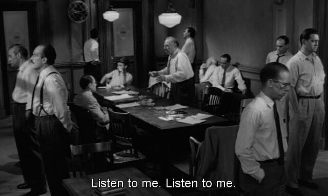 Ed Begley as Juror 10 in 1957 courtroom Drama 12 Angry Men. He played a man who have craving to brag about the negative things of society. He has also won an Oscar for best supporting actor