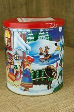 1000 Images About Christmas Tin Containers On Pinterest
