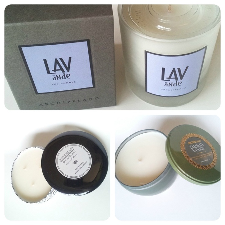 Archipelago Candles Review #candles