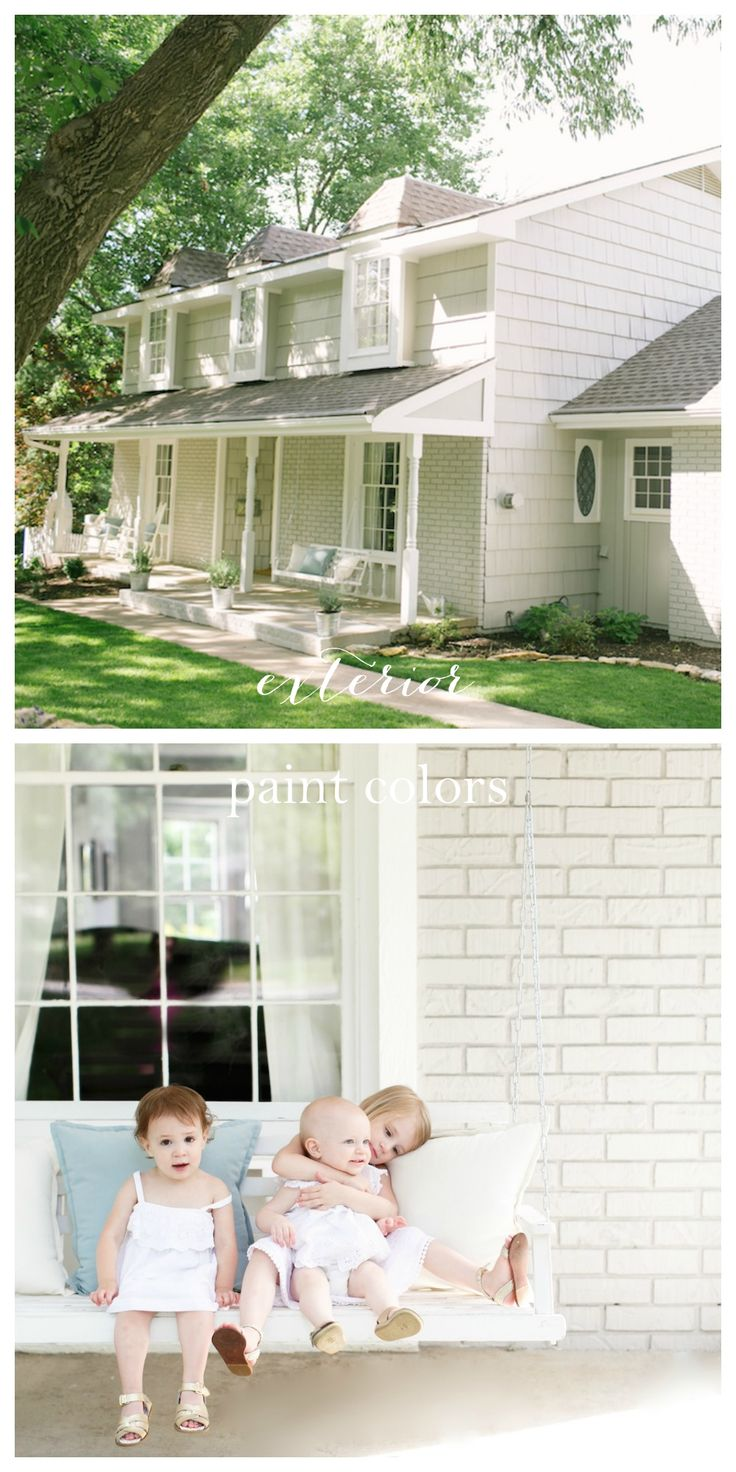 17 best ideas about colonial exterior on pinterest for Colonial exterior paint colors