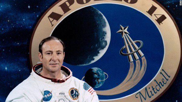 Morto astronauta Mitchell (missione Apollo 14 sulla Luna), credeva negli Alieni - FOTO VIDEO