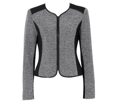 Lucca Textured Jacket