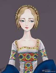 traditional russian porcelain doll - Google Search