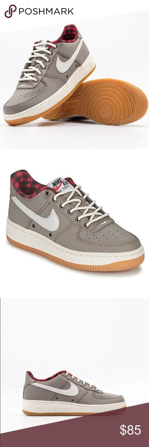 NIKE AIR FORCE 1 LV8 WOMENS SIZE 7.5 SHOES Shoes are a size 6 youth. Which is a women's size 7.5. I posted a sizing chart for your convenience. Brand new without box. 100% authentic Nike Shoes Sneakers