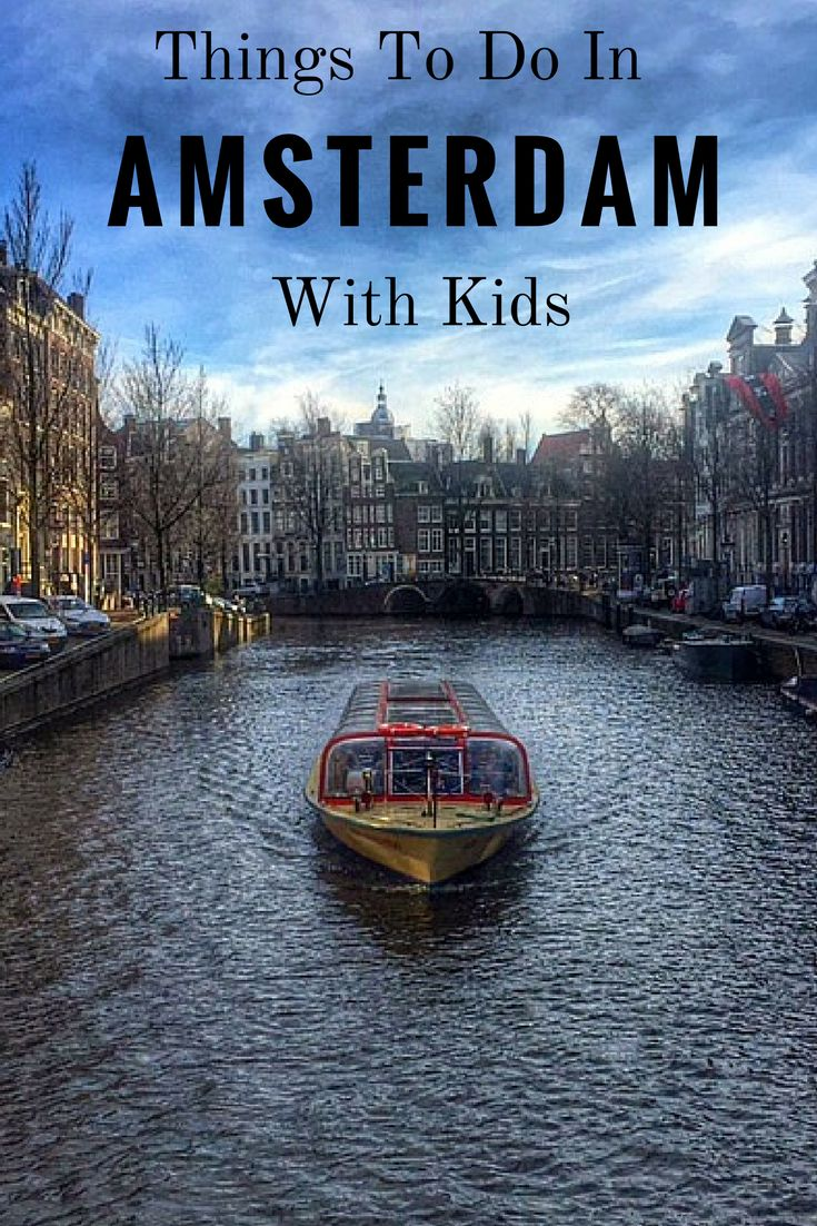 A Long Weekend in Amsterdam with Kids
