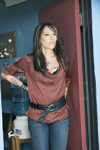 Gemma Teller Morrow (Katey Sagal), Sons of Anarchy
