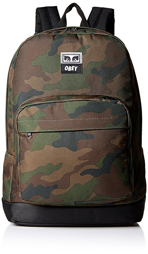 ef4482257237  Affiliate  Amazon.com  OBEY Men s Drop Out Juvee Backpack