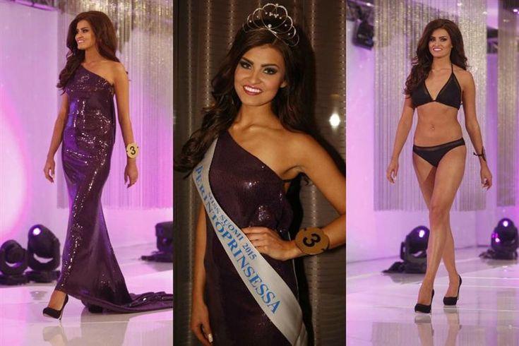 Saara Ahlberg Meet Miss International Finland 2015