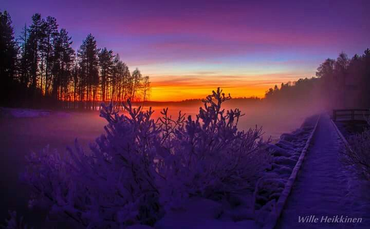 Finland Kuhmo
