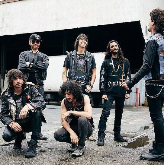 Julian and the Voidz