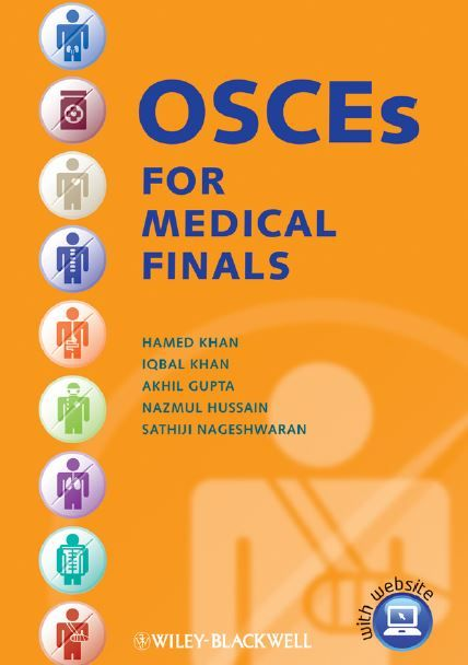 OSCEs for Medical Finals PDF