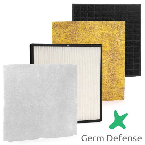 choose the rabbitair minus customized germ filter kit for premium air quality