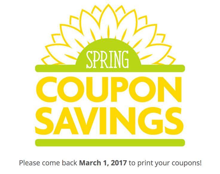 "Publix ""Spring Coupon Savings"" coupon booklet 2017 Deals - https://couponsdowork.com/2017/publix-coupon-matchups/publix-spring-coupon-savings-coupon-booklet-2017-deals/"