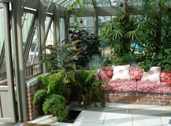 Wintergarten Design Ideen - erholen