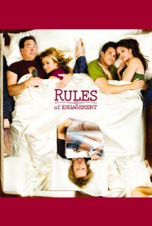 Rules of Engagement TV Series http://www.imdb.com/title/tt1703925/