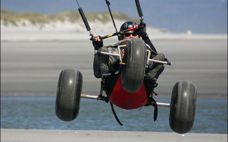 10% Off Kite Buggy Experience