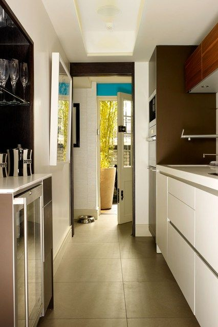 Glamorous Galley. Kitchen Design GalleryGalley ...