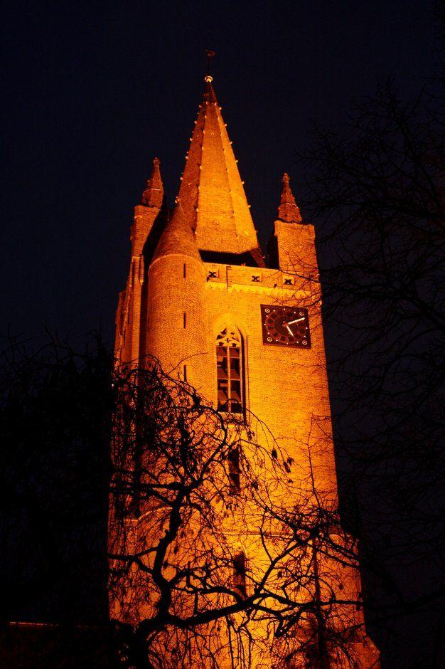 kerktoren Kapelle