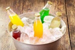 Heißer Sommer - Kühle Getränke