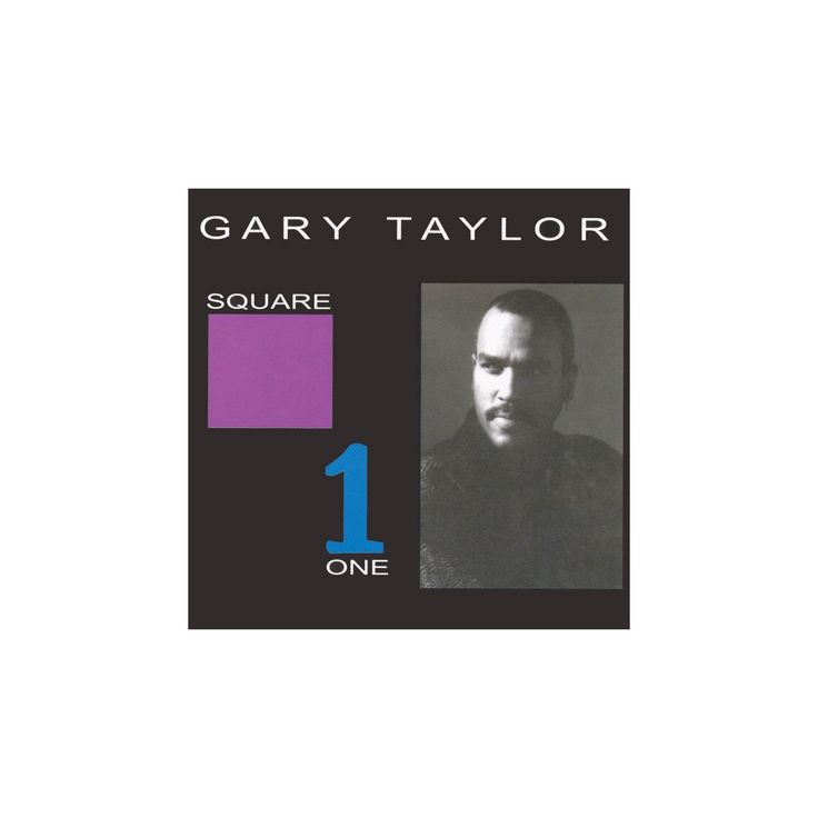 Gary taylor - Square one (CD)