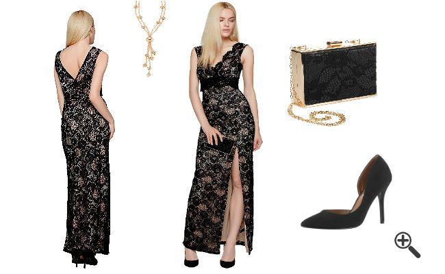 Das sind Elenas Lieblings Abendkleider im Italienischen Stil... http://www.fancybeast.de/lange-italienische-abendkleider-online-bestellen-italienischer-stil/ #Abendkleider #Stil #Outfit #Kleider #Dress #Fashion italienischer Stil Lange Italienische Abendkleider Online bestellen