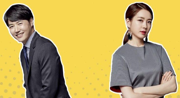 Ms. Temper & Nam Jung Gi (jTBC) 2016