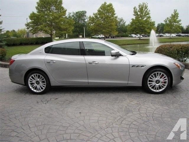 2014 Maserati Quattroporte S Q4 Price On Request