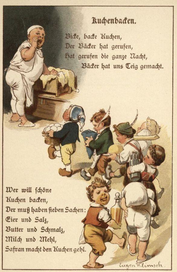 Kinder Reime Bild Von Tanja Goulet Auf Fleissbildchen In 2020 Kinder Gedichte Kinderreime