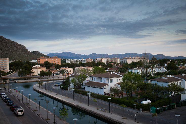 Uitzicht hotelkamer (Viva Sunrise)