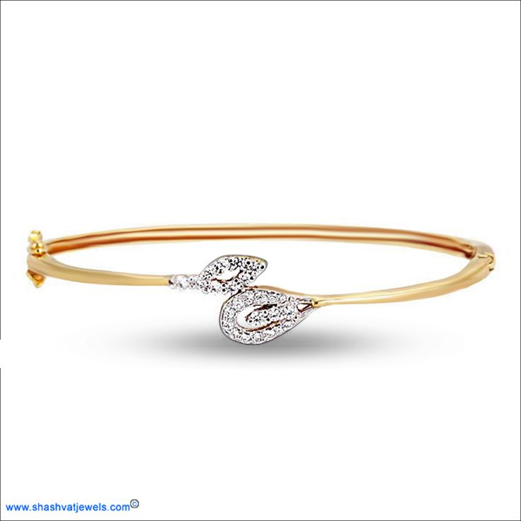 mesmerizing diamond bangles bracelet bracelets pin best