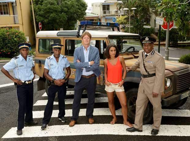 Death in Paradise series 5: Expect dark changes, brilliant murders and wedding belles