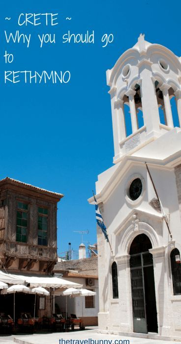 Rethymno in Crete with it's fortress, Venetian harbour and maze of cobbled alleyways is the best preserved medieval town in Greece. Read my guide to this pretty Cretan town.